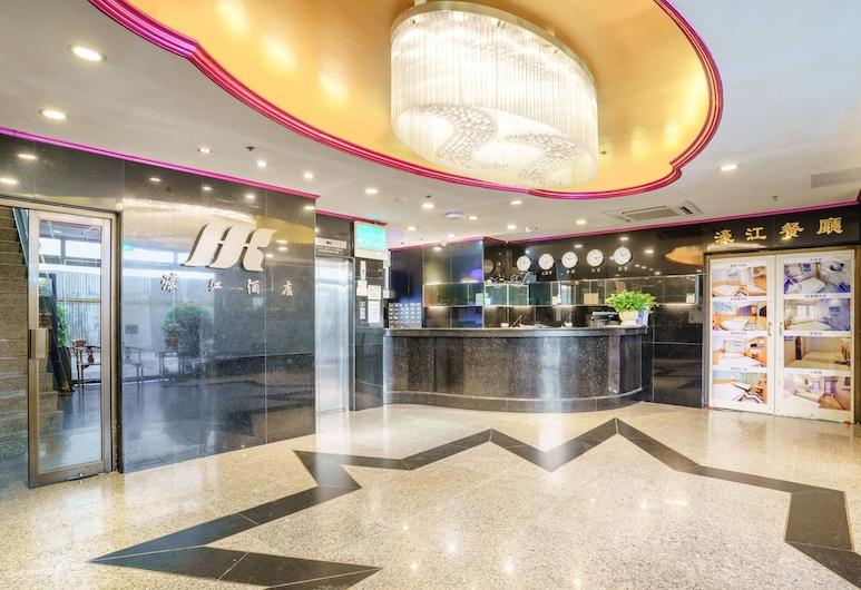 Hou Kong Hotel, Ma Cao, Tiền sảnh