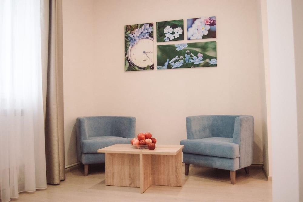 Sviit, 1 magamistoaga - Elutuba
