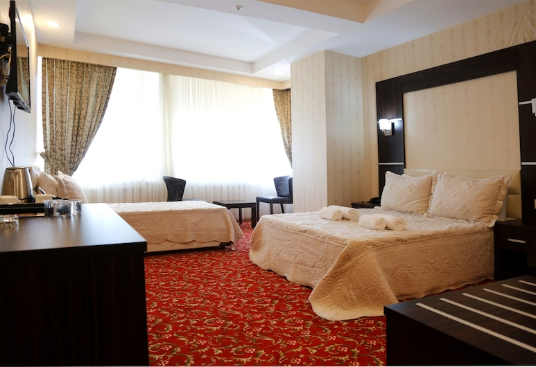 Grand Temel Hotel, Istanbul, Deluxe Single Room, Guest Room