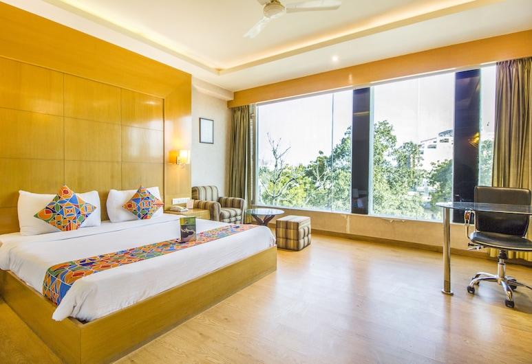 FabHotel Royal CM Bani Park, Jaipur, Quarto casal premium, Quarto