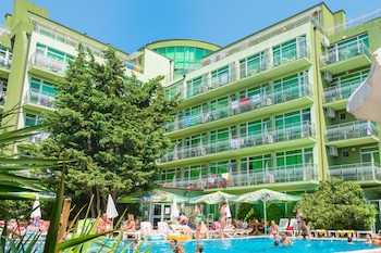 Sunny Beach — zdjęcie hotelu MPM Hotel Boomerang - All Inclusive LIGHT