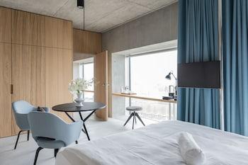 취리히의 플래시드 호텔 취리히 사진