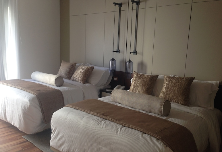 Hotel Alesia Boutique, Aguascalientes, Deluxe-Doppelzimmer, Zimmer