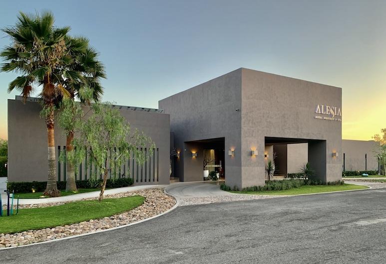 Alesia Hotel Boutique & Spa, Aguascalientes
