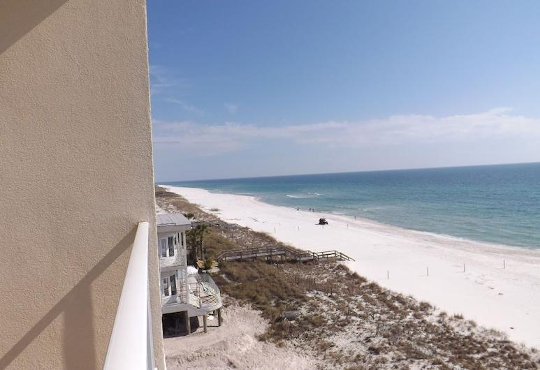 Windemere by Tern Key Realty, Pensacola, Mieszkanie, 2 sypialnie, kuchnia, widok na wodę (503 ), Widok zpokoju