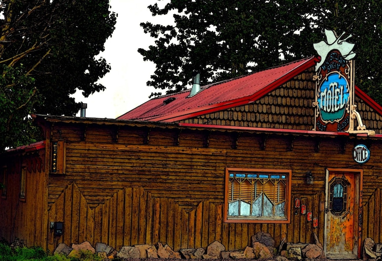 Whistling Swan Motel, Іст-Гласіер-Парк