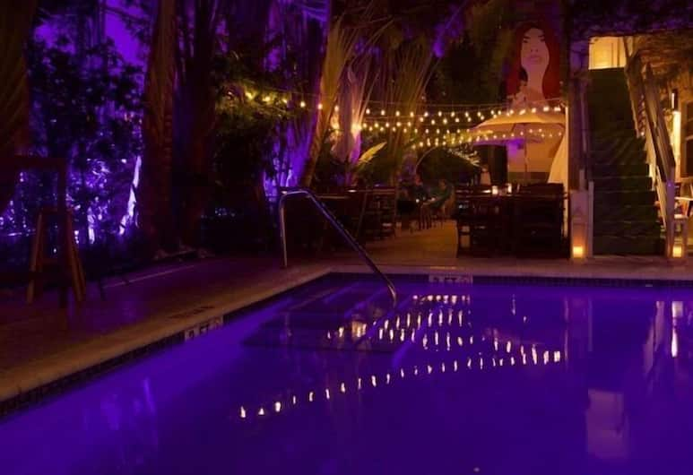 The New Hotel Miami, Miami Beach, Pool