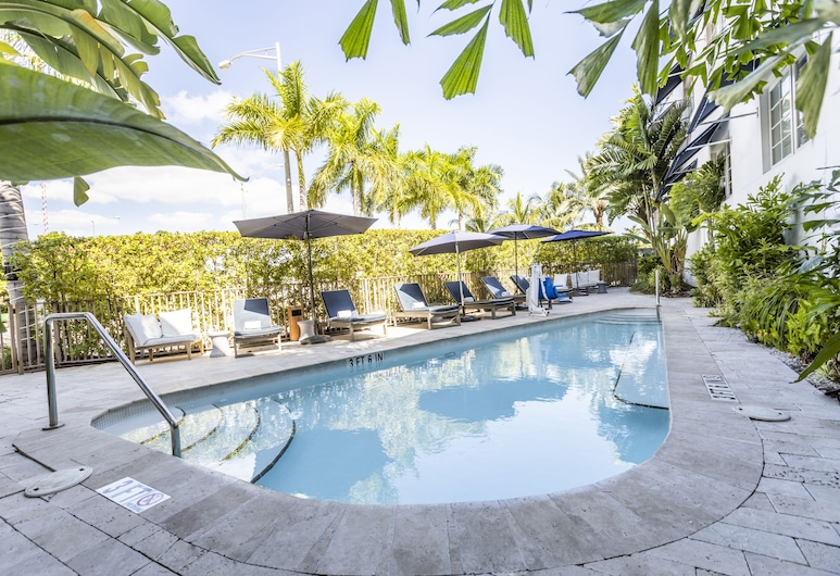 Oceanside Hotel and Suites, a South Beach Group Hotel, Miami Beach, Pool