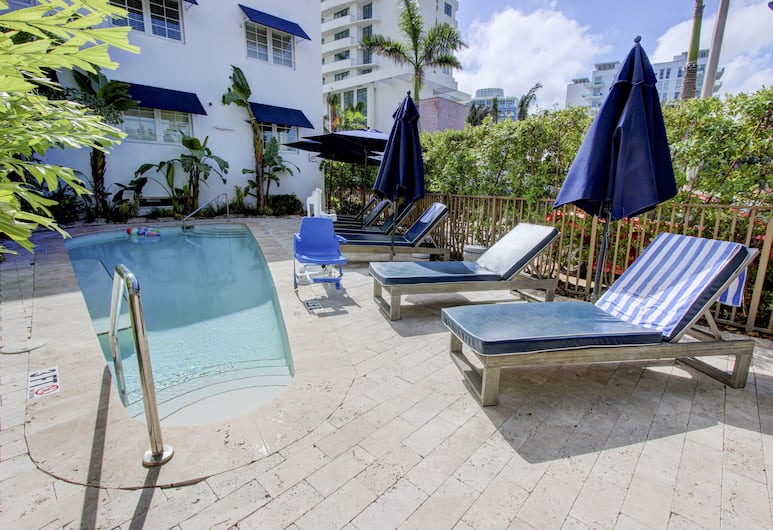 Oceanside Hotel and Suites, a South Beach Group Hotel, Miami Beach, Outdoor Pool