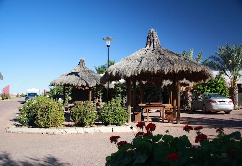 BIG4 Stuart Range Outback Resort, Coober Pedy, Eingangsbereich
