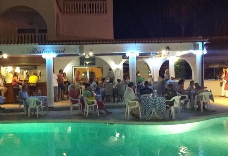 Tsialis Hotel Apartments , פיילה, אזור ארוחת הבוקר