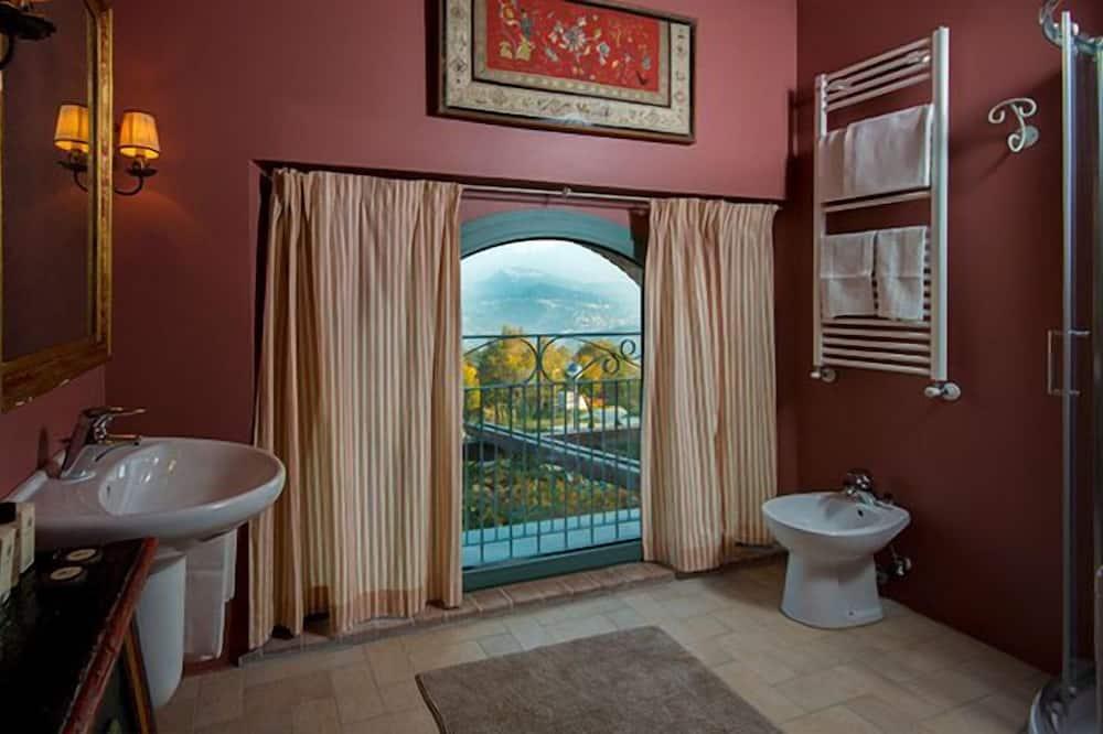 雙人房 (Anita e Garibaldi) - 浴室