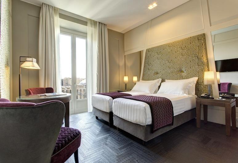 Mascagni Luxury Rooms & Suites, Rome, Chambre Premium Double ou avec lits jumeaux, Chambre