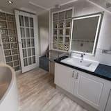 Štandardná dvojlôžková izba, vlastná kúpeľňa (Double Room) - Kúpeľňa