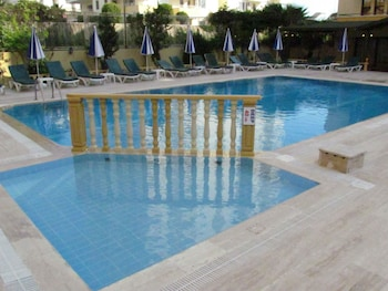 Foto Gold Twins Family Beach Hotel di Alanya