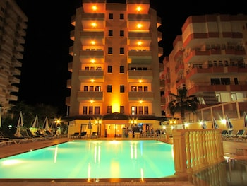 Alanya bölgesindeki Gold Twins Beach Suit Hotel - All Inclusive resmi
