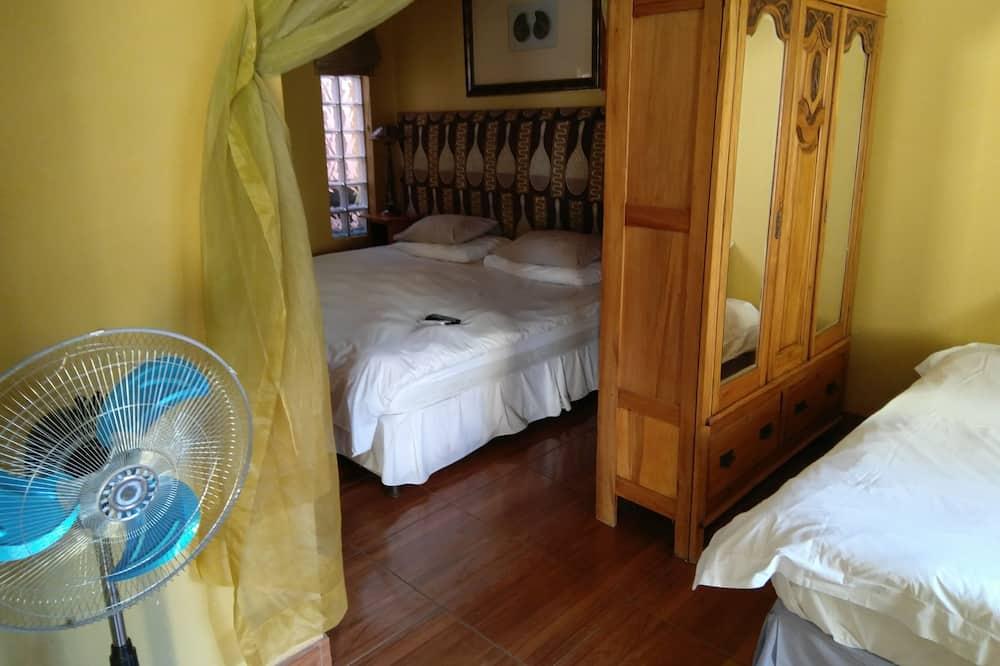 Īpaši liels luksusa numurs - Papildu gultas
