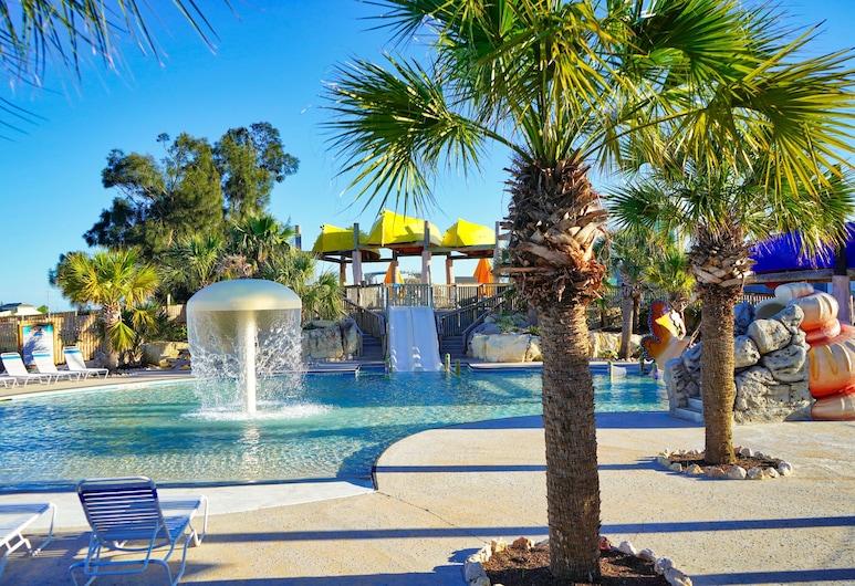 Waves Resort, Corpus Christi, Kinderzwembad