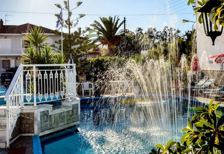 Acapulco Marinos Studios & Apartments, Ζάκυνθος, Εξωτερική πισίνα