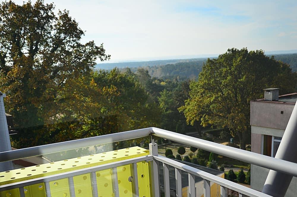Exclusive Tek Büyük veya İki Ayrı Yataklı Oda, Balkon - Balkon