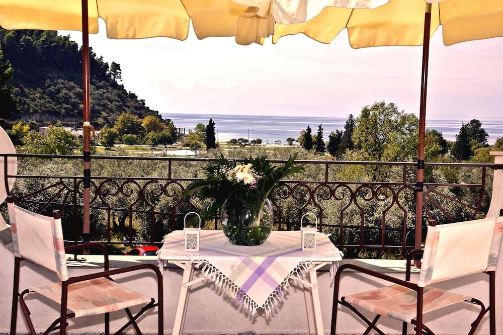 Studio, Sea View (for 3) - Balcony
