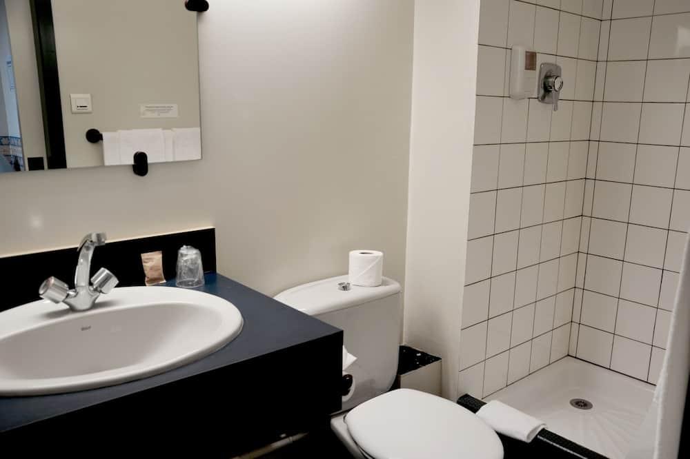 Tradicionális szoba, 1 kétszemélyes ágy - Fürdőszoba