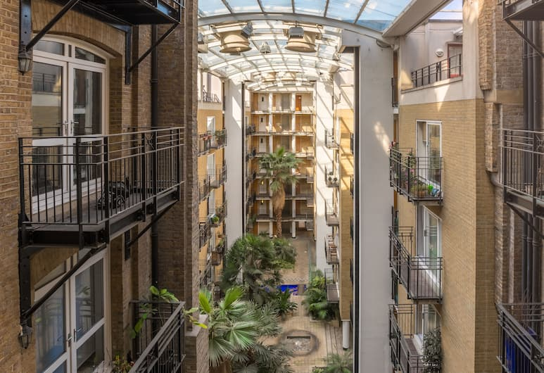 Globeview Serviced Apartments , London, Apartment, 1 Bedroom, City View
