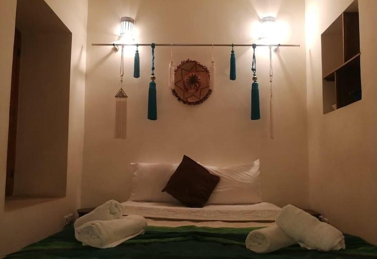 里亞德阿爾甘尼酒店 , 馬拉喀什, 標準雙人或雙床房, 客房