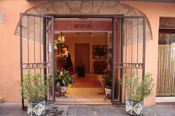 A(z) Hostal Antigua Morellana hotel fényképe itt: Valencia