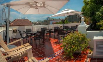 Gambar Hotel Casa Baluarte di Cartagena