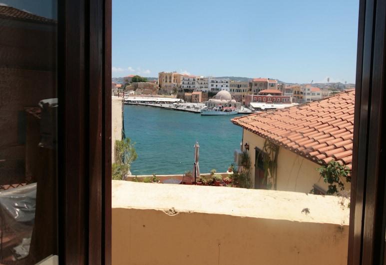 Helena Hotel, Chania, Balcony