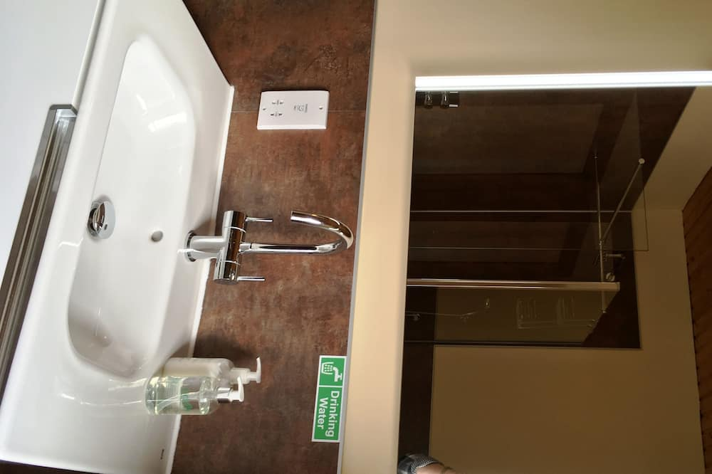 高級雙床房, 2 張單人床, 獨立浴室 - 浴室