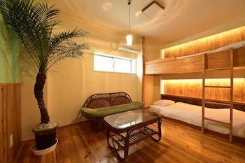 大阪齊奧特青年旅舍的圖片