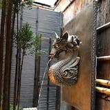 Soba (Japanese and Western RYU,Outdoor bath) - Kupaonica