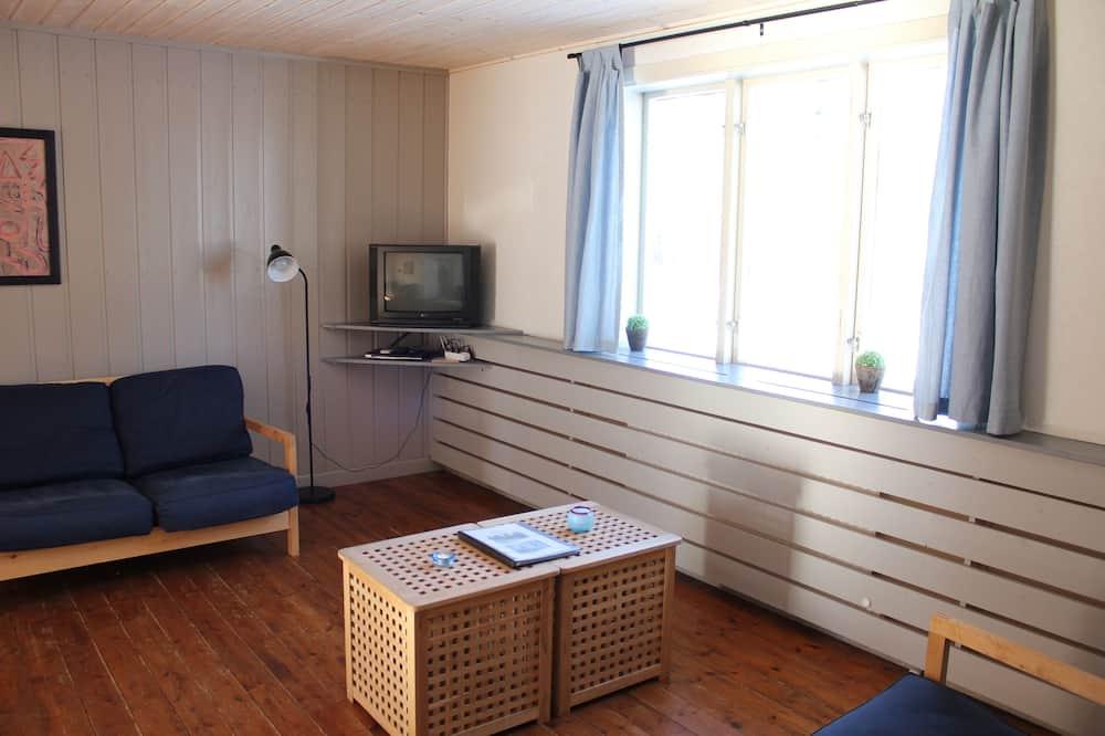 Apartamentai, 2 miegamieji (8 adults, Excluding Linen/Towels) - Svetainės zona