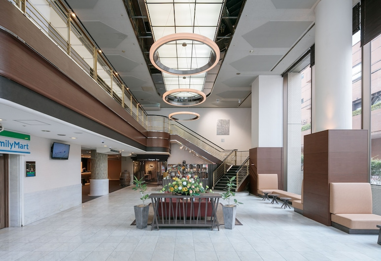 HOTEL MYSTAYS Kagoshima Tenmonkan, Kagoshima, Lobby