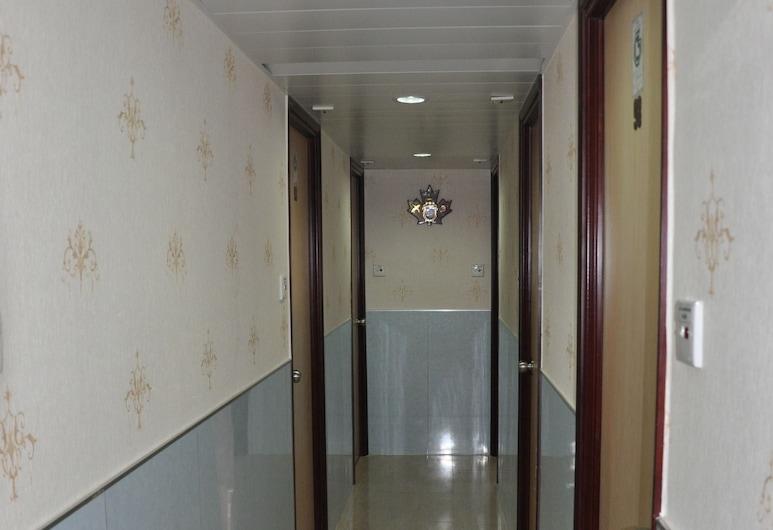 DormHK , Kowloon, Interior Entrance