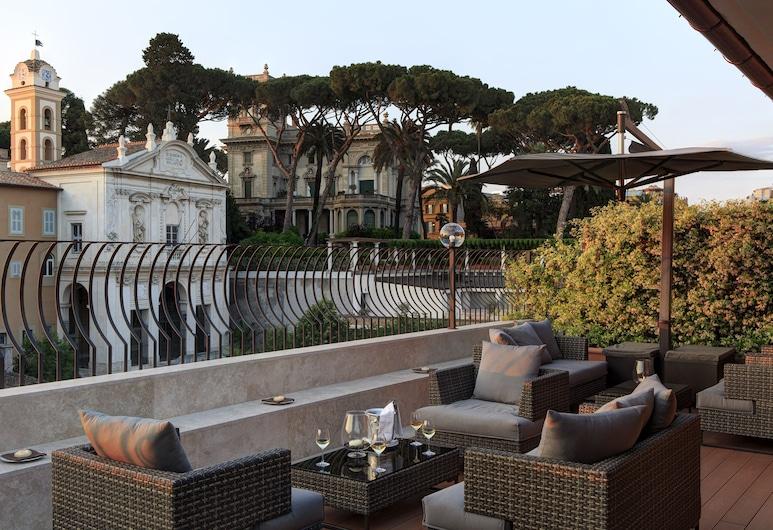 Hotel degli Artisti, Rome