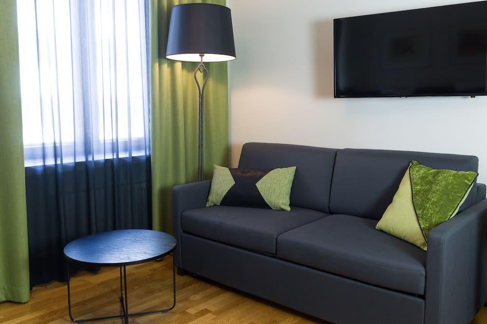 Superior Twin Room - Bilik Tamu