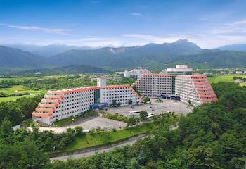 Foto Hyundai Soo Resort Sokcho di Sokcho
