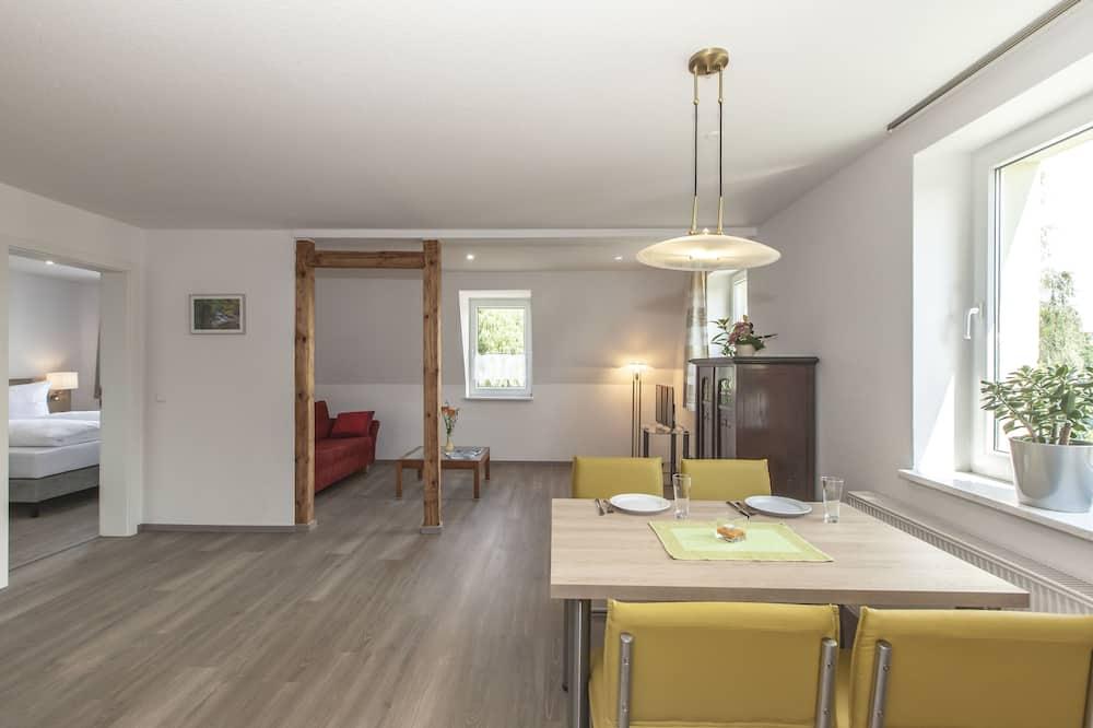 公寓, 1 間臥室, 廚房 (FeWo5) - 客廳