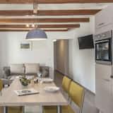 公寓, 2 間臥室, 廚房 (FeWo7) - 客廳