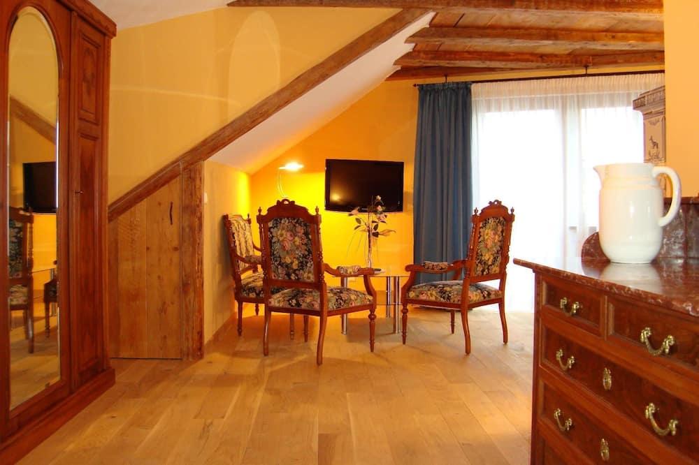 Oda (Johann Peter Hebel) - Oturma Alanı