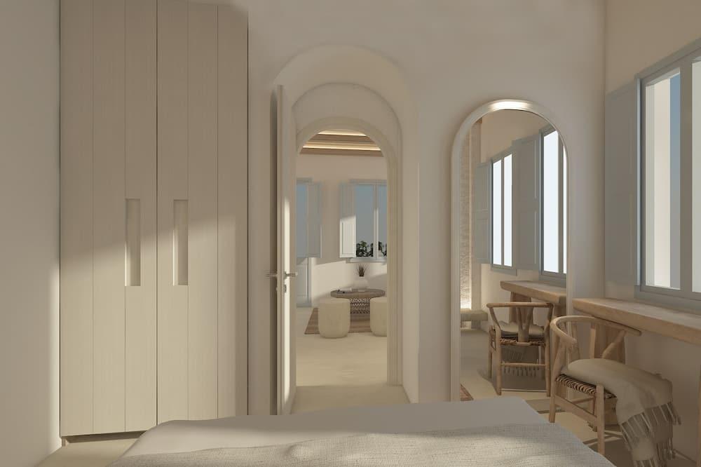 ラグジュアリー アパートメント (Upper Floor) - 部屋