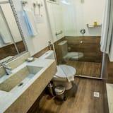 Phòng đôi Deluxe, Bồn tắm - Phòng tắm