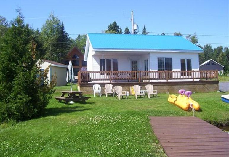 Le Chalet Relax du Lac St-Tite, Saint-Tite-des-Caps