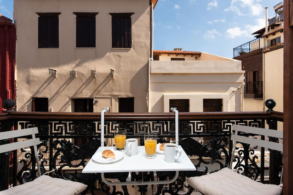 Junior Suite, Balcony - Balcony