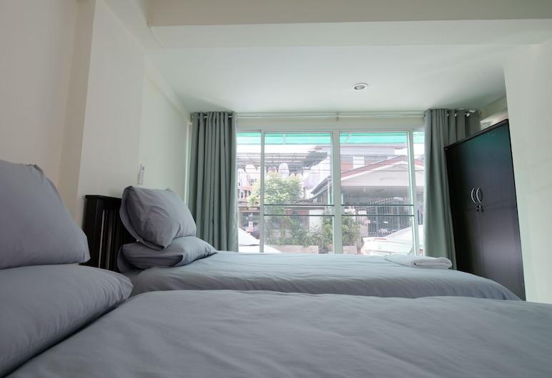 ドンムアン ホテル, バンコク, ツインルーム, 部屋