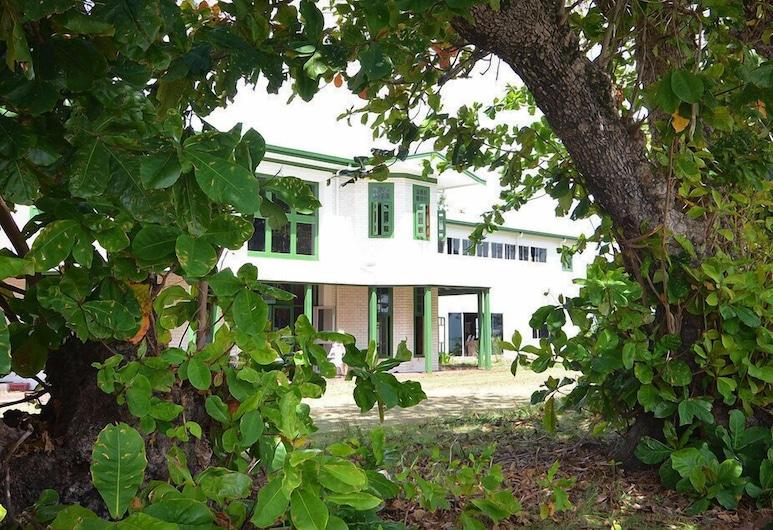 Oceania House, Home Island