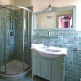 Habitación doble estándar de uso individual, 1 cama Queen size - Baño